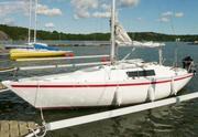Birdie 24 парусная яхта