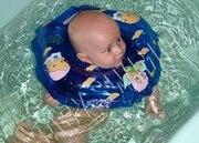 Baby Swimmer - сертифицированные круги для купания детей от 0 мес.
