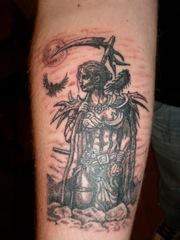 Художественная татуировка и татуаж