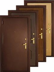 Двери металлические входные