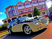 Прокат авто на свадьбу Chrysler 300c херсон ,  никоалаев Mersedes S