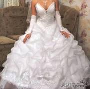 Потрясающее и пышное платье