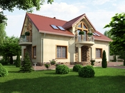 Проектирование коттеджей и жилых домов