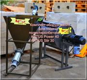 Оборудование для полистиролбетона(смеситель для ПСБ, героторный насос П