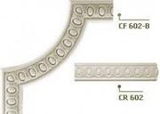 Угловые элементы из полиуретана.