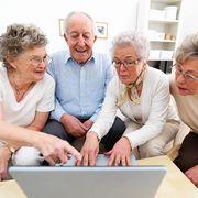 Компьютерные курсы для пенсионеров в учебном центре Furor