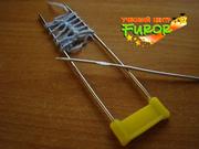 Курсы вязания на вилках. Учебный центр Фурор