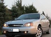 Chevrolet Evanda разборка запчасти б/у 2.0 Еванда 2006-2012