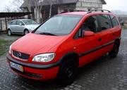 Opel Zafira A крупная разборка запчасти б/у Зафира Опель Херсон Панда