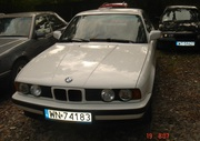 BMW 520 m50 e34 крупная разборка запчасти б/у 5-серия БМВ 2.0i