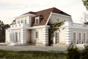 Архитектор Херсон. Проектирование загородных домов,  коттеджей и т. п.