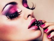 Подиумный макияж. Курсы. Учебный центр Furor