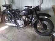 Мотоцикл Днепр К-750 г. в.