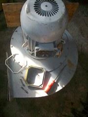 Продаём вентиляторы РСС,  рабочее колесо РСС