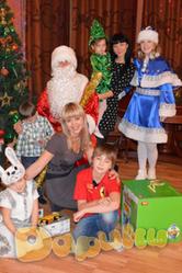 Дед Мороз на заказ в Херсоне