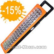 Аккумуляторный светильник на светодиодах Yajia YJ-6819 51LED