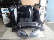 BMW X5 капот бампер крило телевізор фара дверь
