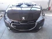 Peugeot 208 запчастини