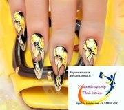 Курсы наращивания ногтей. Дизайн ногтей «Твой Успех».