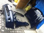 Jaguar X-type капот бампер фара телевізор крило xtype