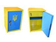 Сейф офисный бухгалтерский СБ-600Т ПАТРИОТ