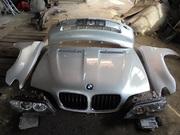 Капот бу BMW X5 e70 BMW x5 e53