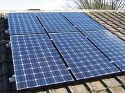Монтаж солнечных батарей под ключ