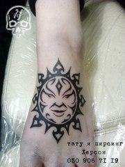 профессиональная татуировка и пирсинг в Херсоне