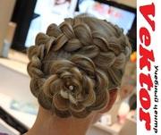 Курсы плетения кос. Херсон. Обучение плетению кос в Херсоне