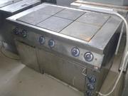 Продам плиту с духовкой Kogast ES-T67/1 бу для кухни