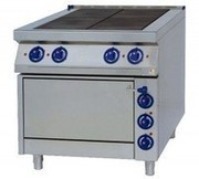 Продам новую плиту с духовкой ES-47/1 Kogast для кафе