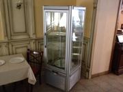 Продам кондитерскую холодильную витрину Tecfrigo Prisma бу для кафе