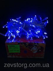 Праздничная гирлянда 100Led цвет: синий