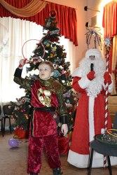 Дед Мороз и Снегурочка на детский утренник Херсон