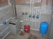 Монтаж и установка систем автономного отопления.
