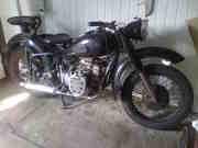 Мотоцикл Днепр К-750 г. в