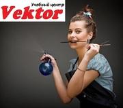 Курсы парикмахеров-универсалов. УЦ «Vektor».