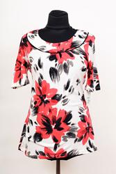 Летняя одежда больших размеров для пышных женщин XL плюс оптом