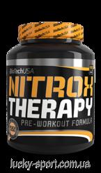 Предтренировочные комплексы BioTech Nitrox therapy 340 г грейпфрут