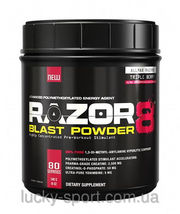 Предтренировочные комплексы ALLMAX Razor 8 Blast Powder Watermelon 270