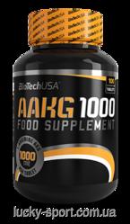 Оксид азота,  AAKG BioTech Aakg 1000 100 таблеток