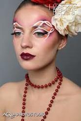 Курс Подиумного макияжа в Нота Бене. Курсы в Херсоне