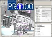Курс дизайна интерьера и мебели в программе PRO100. Nota Bene. Обучени