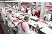 Работа в Польше.Упаковка мяса.