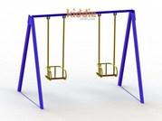Игровые комплексы  детские площадки;