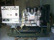 Продам дизель-генератор ЯАЗ-204 на шасси