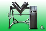 Гравитационный смеситель V-образный V120-40.00. Пьяная бочка