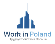 Работник производства в  Польша.
