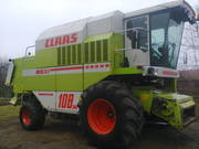 Комбайн зернозбиральний Claas Dominator 108 sl maxi