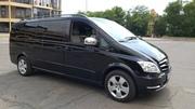 Пассажирские перевозки 7-ми местный микроавтобус Mercedes-Benz Viano